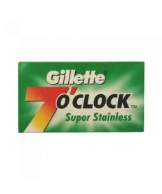 Rezerve lame de ras Gillette Super Stainless G7CSS5