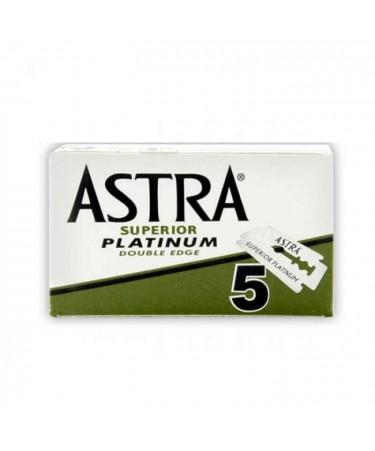 Lame de ras Astra Platinum 5 buc ASPL