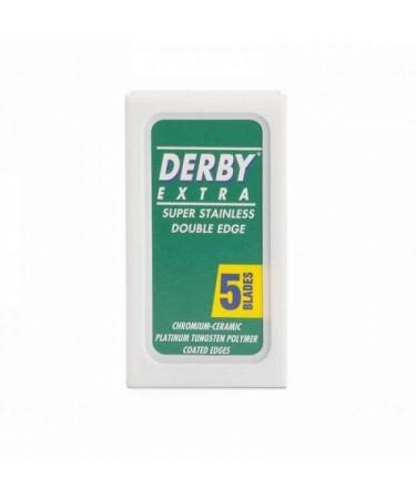 Lame de ras Derby Extra 5 buc DERB5