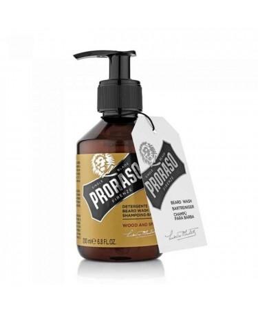 Sampon pentru barba Proraso Wood and Spice 200 ml 400750