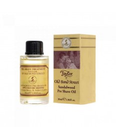 Ulei pre-barbierit Taylor of Old Bond Street Sandalwood 30 ml T01098
