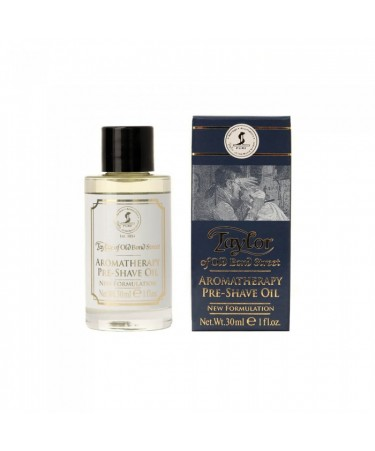 Ulei pre-barbierit Taylor of Old Bond Street Aromatherapy 30 ml T01100