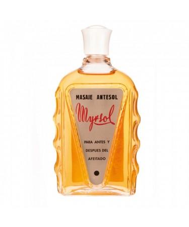 Lotiune pre si post barbierit Myrsol Antesol 180 ml MAPAS180