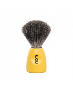 Pamatuf Pure Badger cu par de bursuc Lasse 81 Lemon
