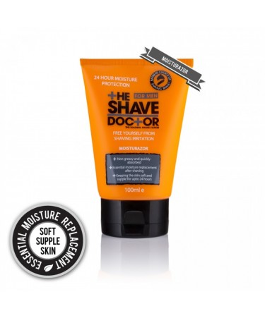 After shave crema Shave Doctor 100 ml SHDMOI - Cosmetice barbierit